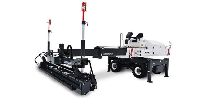 Laser Screeds Advanced Plant Hire Concrete Laser